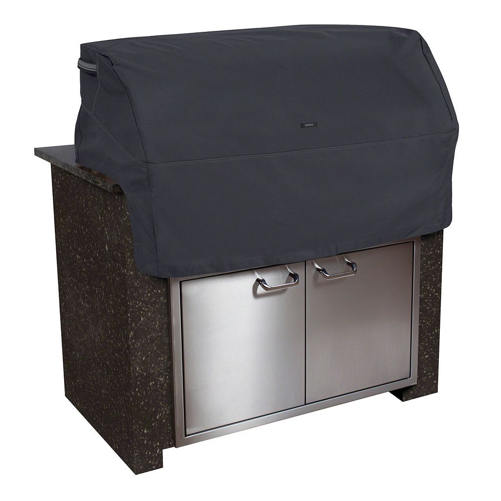 Classic Accessories Ravenna Patio Medium Large Built-in Grill Top Cover
