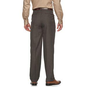 Men's Croft & Barrow® Classic-Fit Easy-Care Pleated Dress Pants