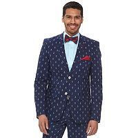 Men's WD.NY Slim-Fit Anchor Suit Jacket