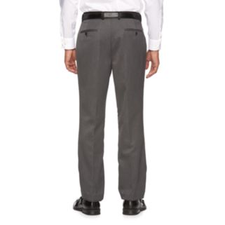 Men's WD.NY Slim-Fit Tuxedo Flat-Front Pants
