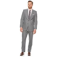 Men's Croft & Barrow Classic-Fit Unhemmed Suit