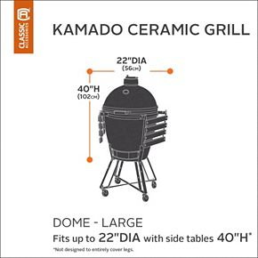 Classic Accessories Veranda Large Grill Cover