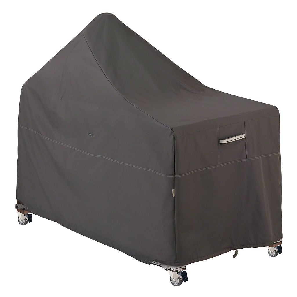 Classic Accessories Ravenna Grill & Offset Table Cover
