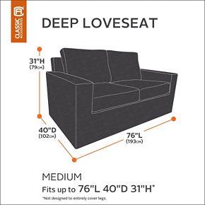 Classic Accessories Ravenna Medium Love Seat Cover