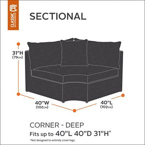 Classic Accessories Ravenna Large Sectional Cover