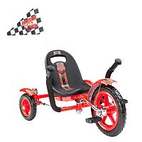 Disney / Pixar Cars Lightning McQueen Red 12 in Ergonomic Cruiser by Mobo