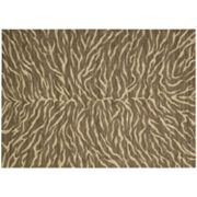 Nourison Riviera Animal Print Wool Rug
