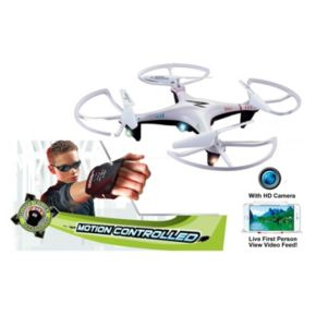 Force Flyers Motion Control X Drone Scout with Camera With First Person View by PaulG Toys