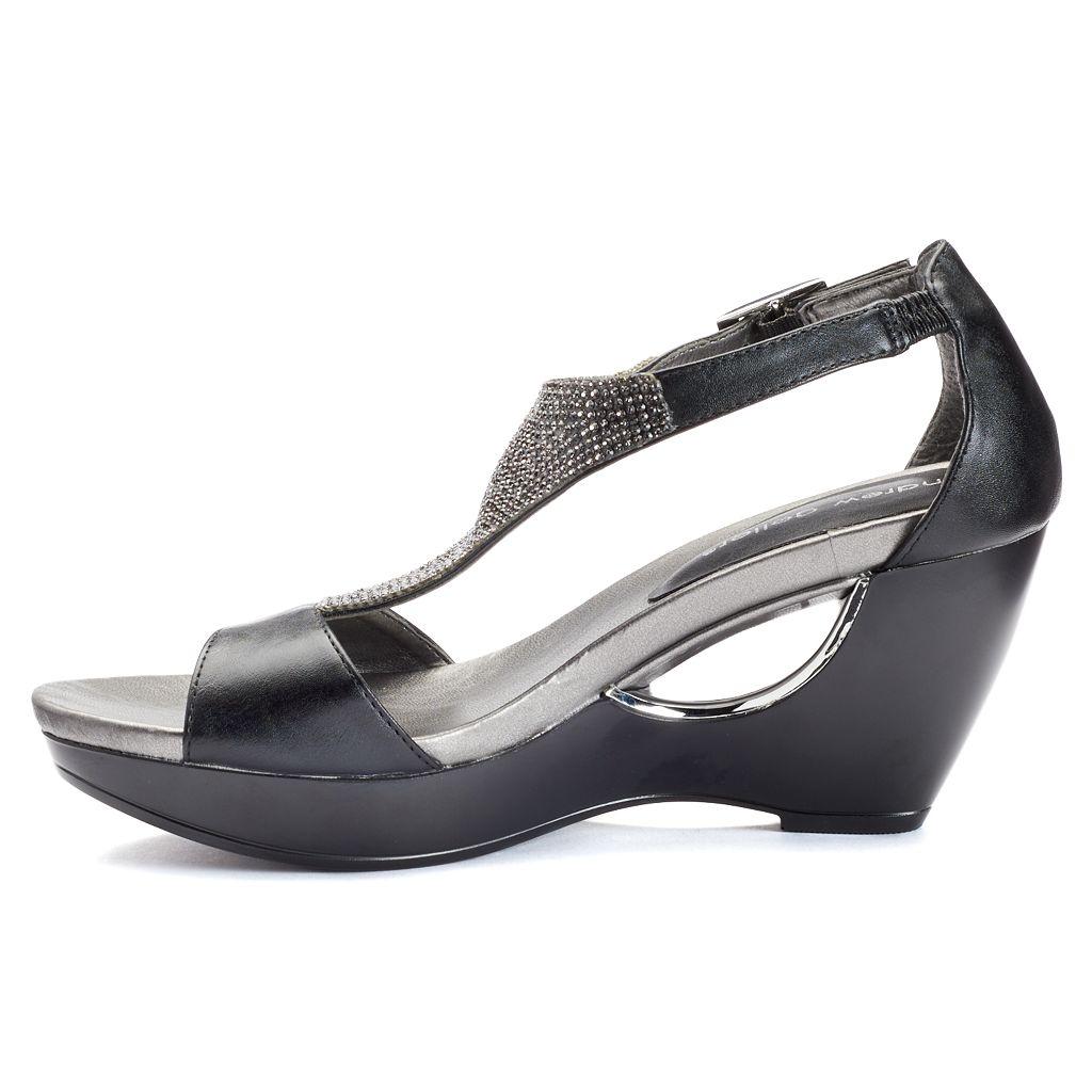 Andrew Geller Arana Women's Wedge Sandals