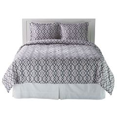 Grand Collection Sorentino 300 Thread Count Duvet Cover Set