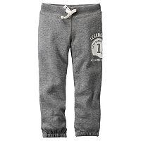 Boys 4-8 Carter's Sports Jogger Pants