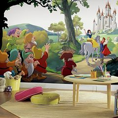 Disney Princess Snow White 'Happily Ever After' 7 pc Mural Wall Decal