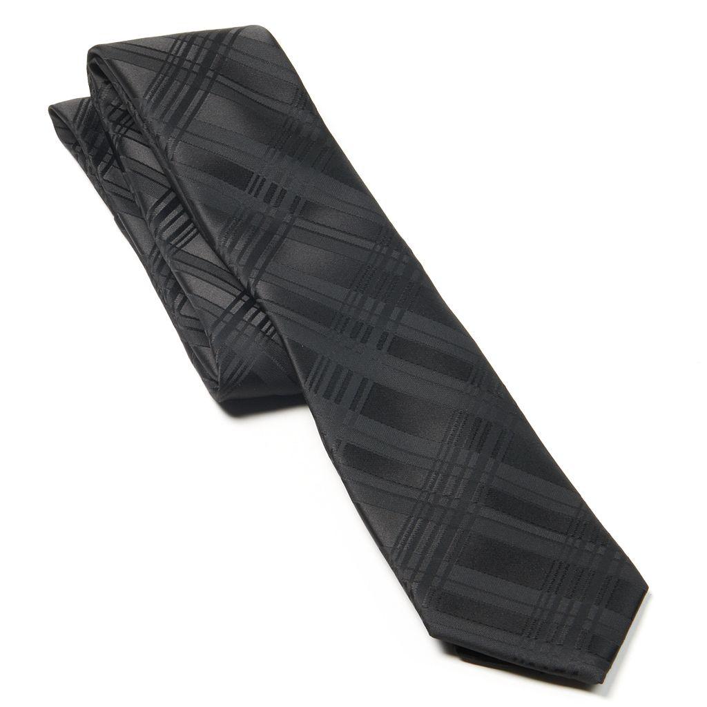 Big & Tall Croft & Barrow® Extra-Long Mixed Tie