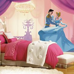 Disney Princess Cinderella 'So This Is Love' XL 7-piece Mural Wall Decal