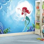 """Disney Princess The Little Mermaid """"Part of your World"""" XL 7-piece Mural Wall Decal"""