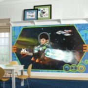 Disney's Miles From Tomorrowland XL 7-piece Mural Wall Decal