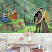 Disney Princess Sleeping Beauty XL 7 pc Mural Wall Decal