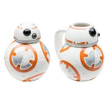 Star Wars: Episode VII The Force Awakens BB-8 Bank & Coffee Mug Set