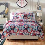 VCNY Fanfare 4 pc Comforter Set