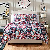 VCNY Fanfare 4 pc Comforter Set