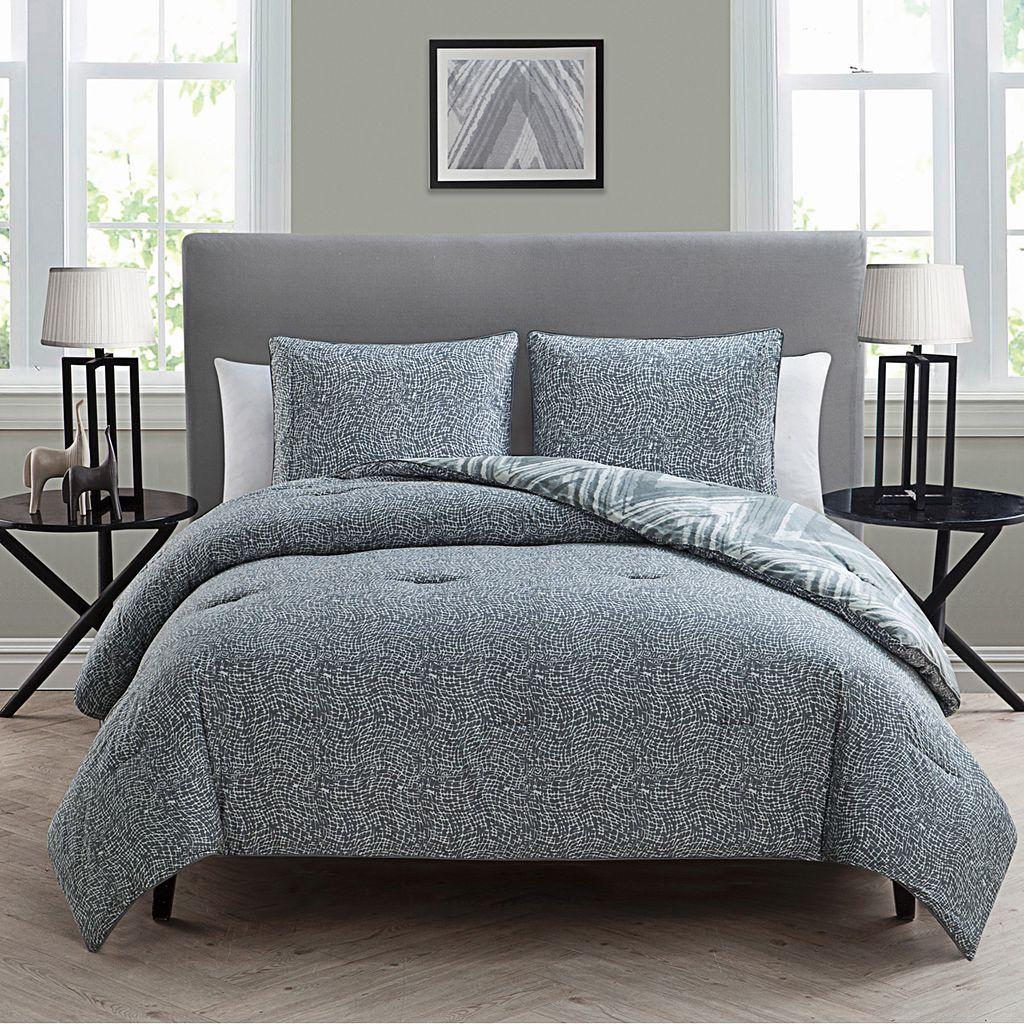 VCNY Kayden 3-Piece Comforter Set