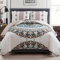 VCNY Marrakech Quilt Set