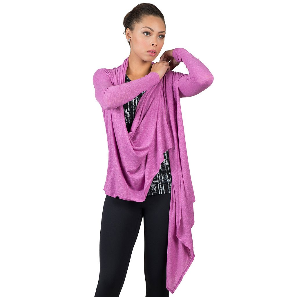 Plus Size Soybu Shelby Wrap Cardigan