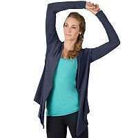 Women's Soybu Cora Open Front Wrap Cardigan
