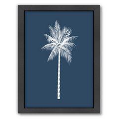 Americanflat Palm Framed Wall Art