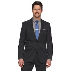 Men's Apt. 9® Extra-Slim Fit Textured Suit Jacket