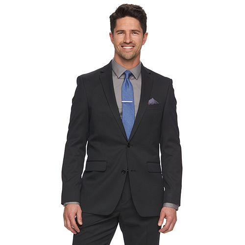 Men's Apt. 9® Extra-Slim Fit Textured Suit Jacket