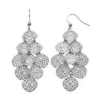 Filigree Kite Earrings