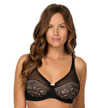 Parfait Bra: Penelope Unlined Full-Figure Bra P5192