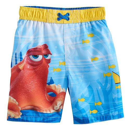 213954de57 Disney / Pixar Finding Dory Toddler Boy Dory, Nemo & Hank Swim ...
