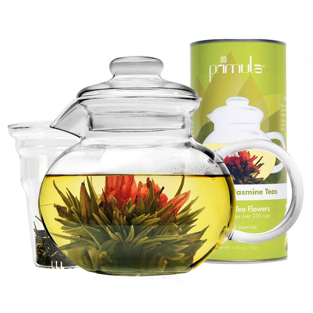 Primula 13-pc. Flowering Tea Gift Set