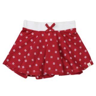 Toddler Girl Burt's Bees Baby Organic Printed Skirt