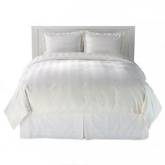 Grand Collection Reversible 325 Thread Count Duvet Cover Set