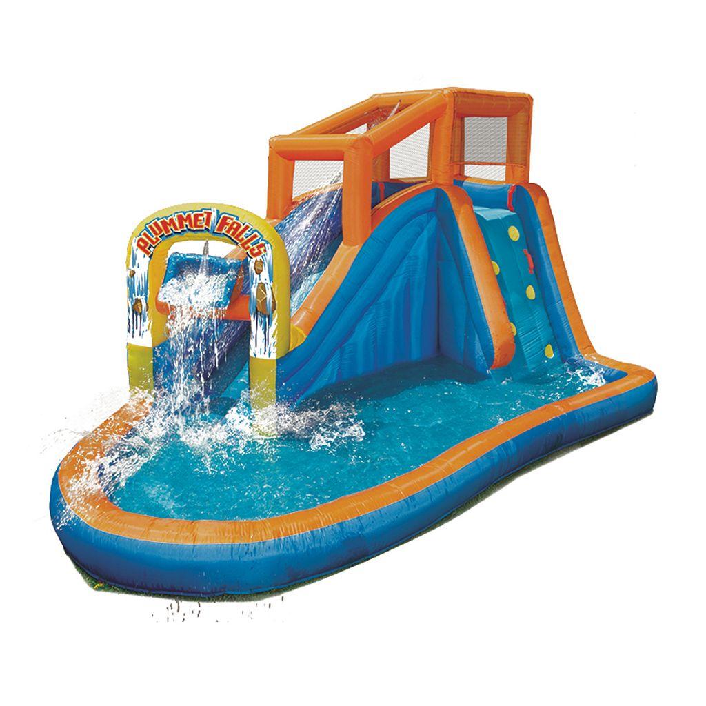 Banzai Plummet Falls Adventure Slide