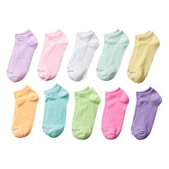 Women's Wilson 10-pk. No-Show Socks