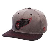 Adult Detroit Red Wings Nebulous Stretch-Fit Cap