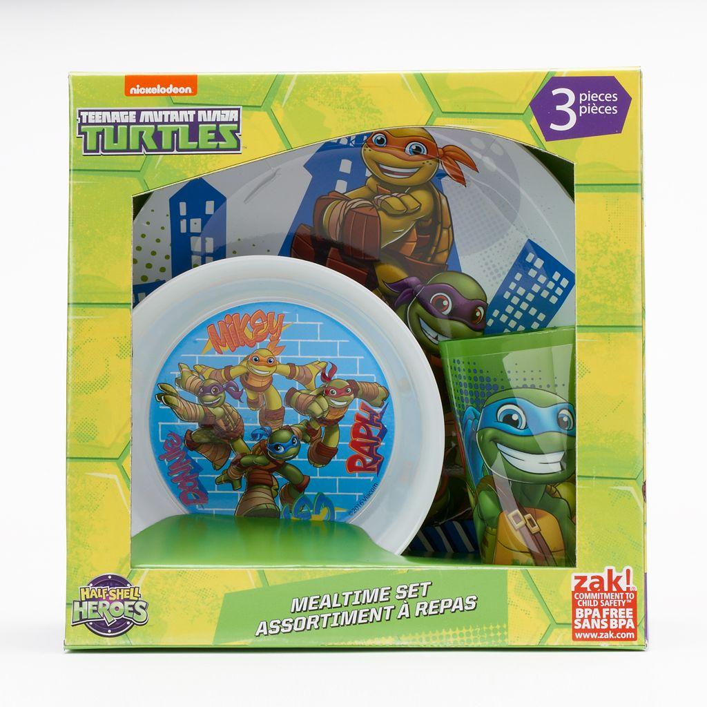 Teenage Mutant Ninja Turtles 3-pc. Dinnerware Set