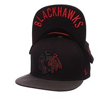 Adult Chicago Blackhawks Nightfall Adjustable Cap