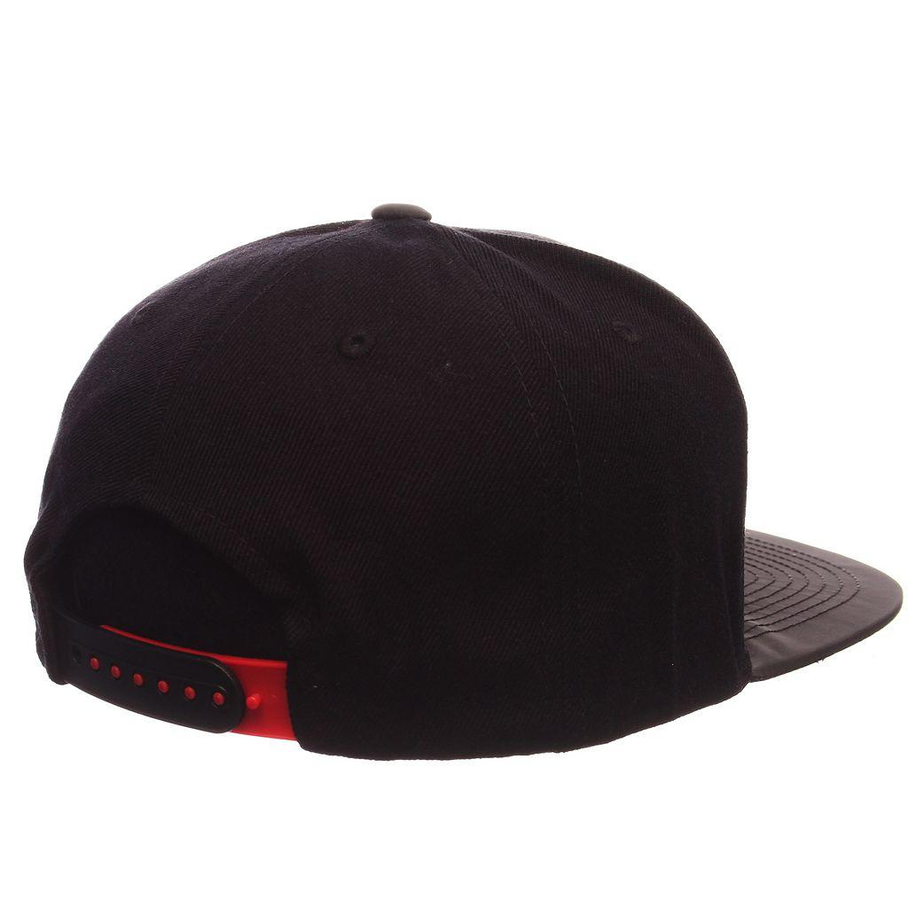 Adult Chicago Blackhawks Nightfall Adjustable Cap