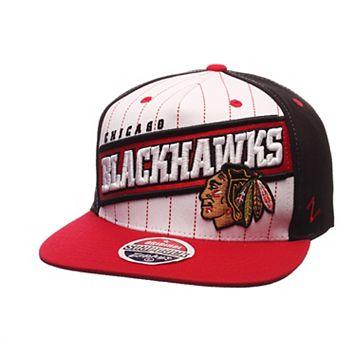 Adult Zephyr Chicago Blackhawks Recharge Snapback Cap