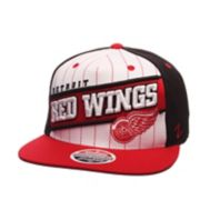 Adult Zephyr Detroit Red Wings Recharge Snapback Cap