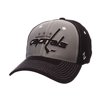 Adult Zephyr Washington Capitals Night Game Stretch-Fit Cap