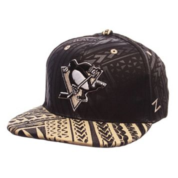 Adult Pittsburgh Penguins Kahuku Adjustable Cap