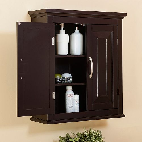 Elegant Home Fashions Helena Bath Wall Cabinet