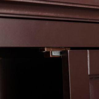 Elegant Home Fashions Helena Bath Wall Cabinet
