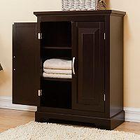 Elegant Home Fashions Helena Floor Cabinet